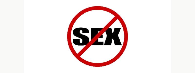 Сколько времени можно прожить без секса?