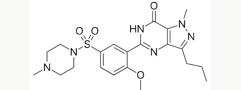 Виагра - Лекарственное взаимодействие
