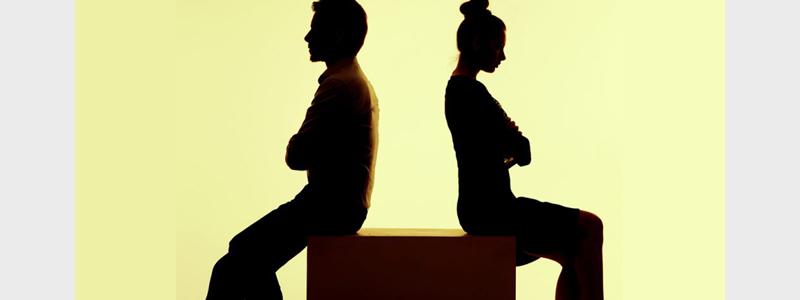 Разница в темпераменте между партнёрами