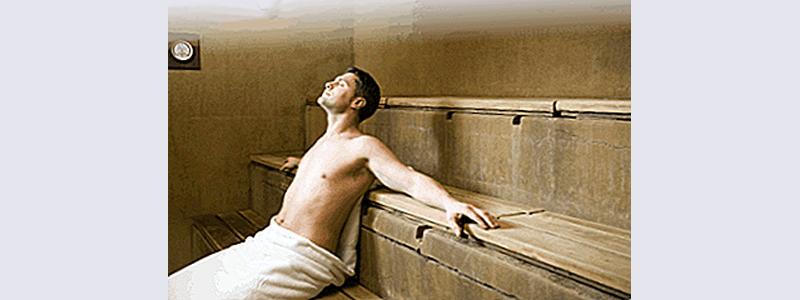 Простатит и баня