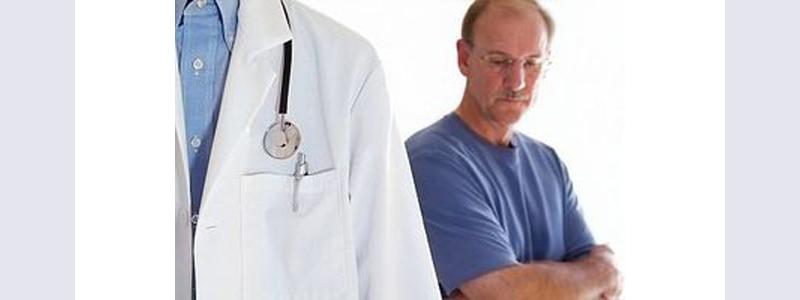 Последствия простатита